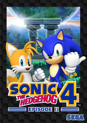 1268 Sonic the Hedgehog 4 Episode 2 PC Game