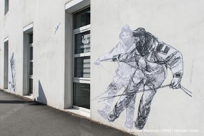 « Dans les Rues du Globe », une exposition en plein air sur le village du Vendée Globe