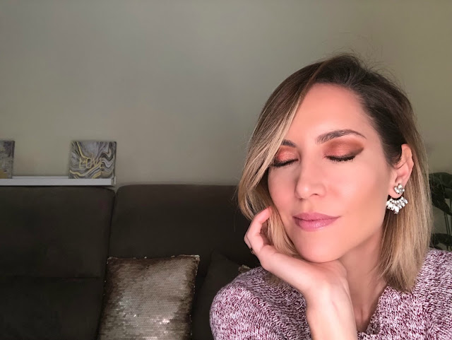 Fitness And Chicness-Look Tonos Naranjas-Paleta Naked Heat Urban Decay-2