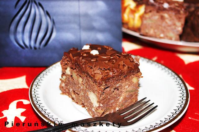 zdrowe ciasto bez mąki