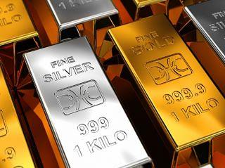 Precio del oro y plata