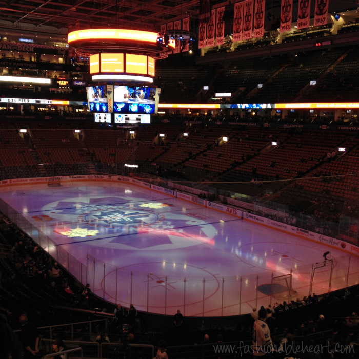 hockey leafs suite game nhl acc