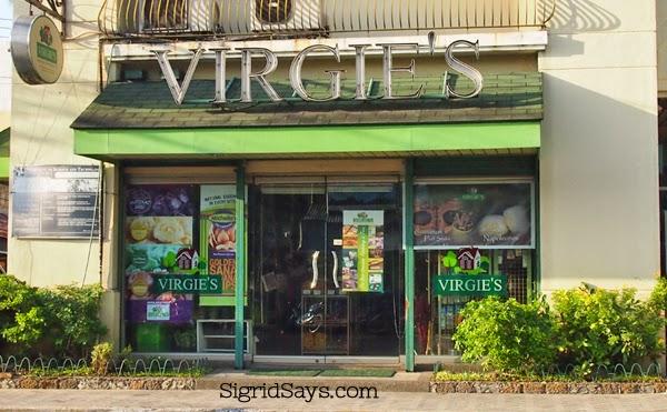 Virgie's pasalubong store - Bacolod pasalubong - Bacolod City - Bacolod tourism - Bacolod blogger