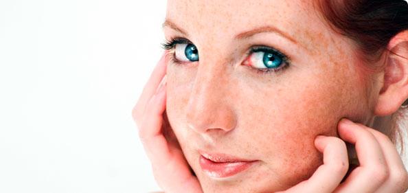 kulit sensitif