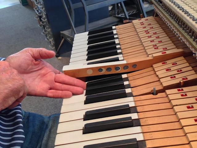 bảo trì đàn piano