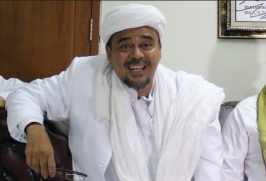 Mendadak  Batal Ngisi Pengajian di Garut, Ternyata Rizieq Shihab Sembunyi di Tempat Ini Usai Umroh