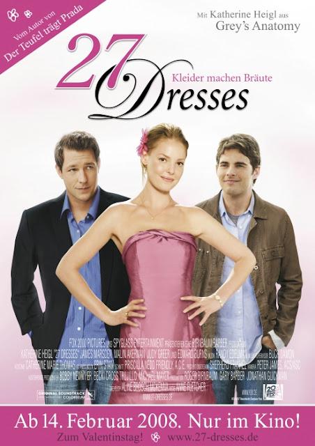 Filme, die ich mag: 27 Dresses