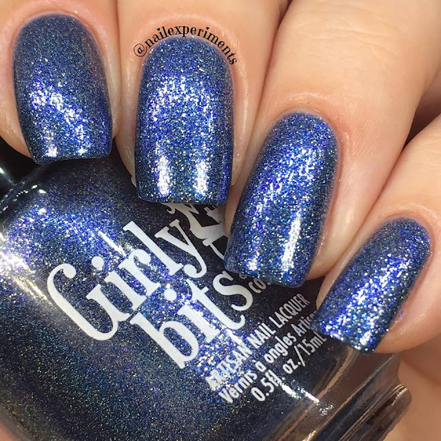 girly bits indie expo canada VIP polish