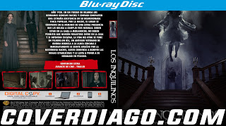 The Lodgers Bluray - Los inquilinos