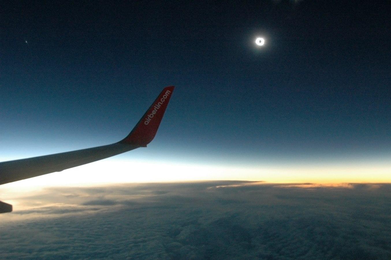 2015 Total Solar Eclipse