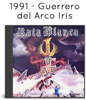 1991 - Guerrero del Arco Iris