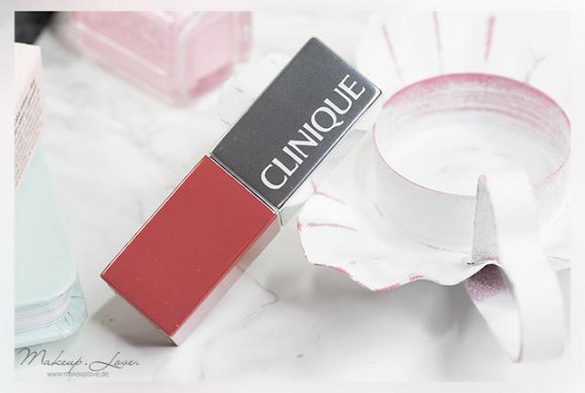 Clinique Lipcolour and Primer | Mocha Pop Review