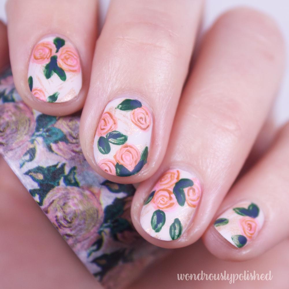 Wondrously Polished: Nail Art: The Planner Society Kit Washi Series ...