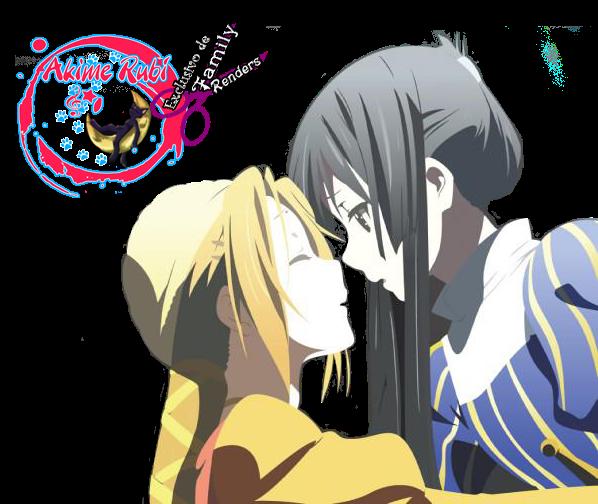 Mio y Ritsu