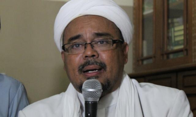 Habib Rizieq Minta Polisi Tegakkan Hukum, Bukan Memperalat Hukum!