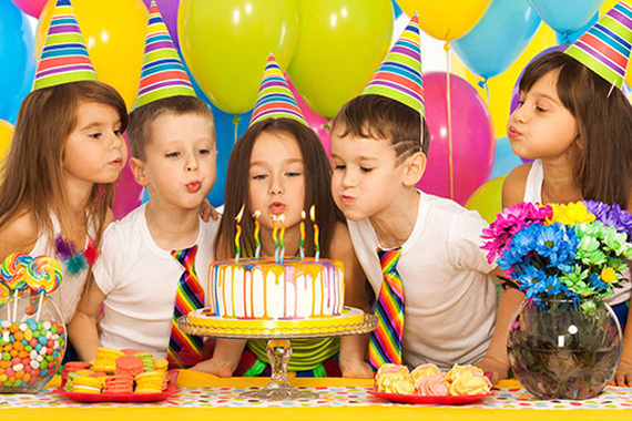 Organize best Birthday Parties for your kids