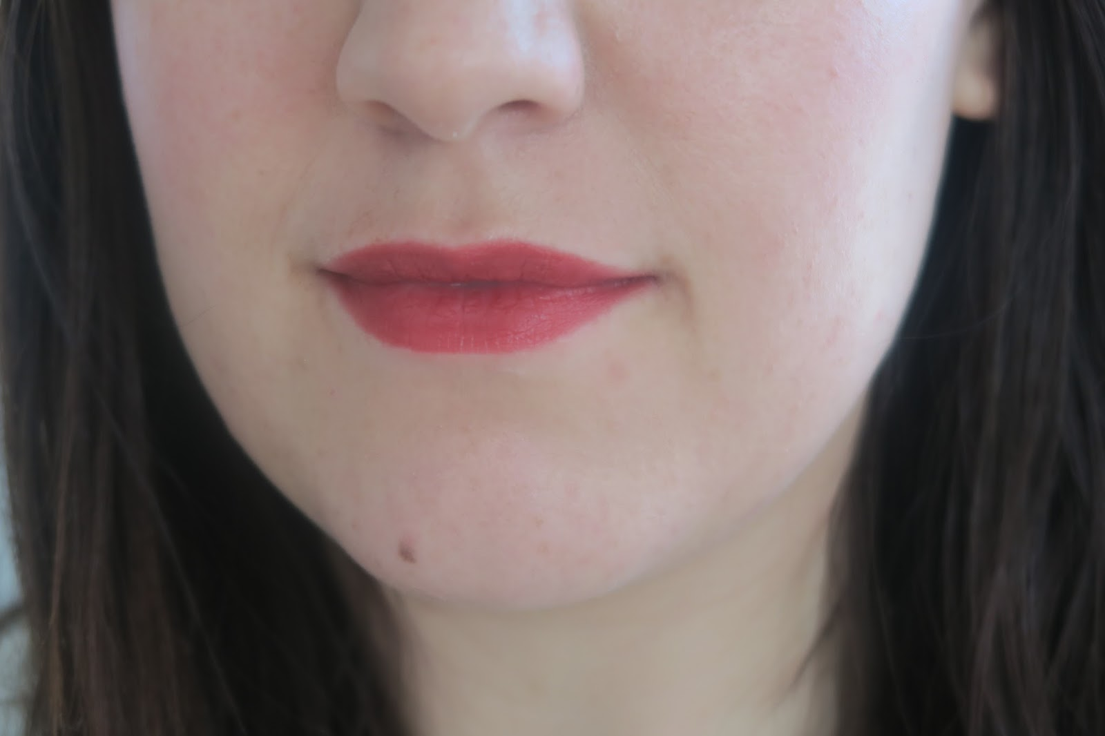 Living Nature Pure Passion Organic Lipstick Review & Swatch