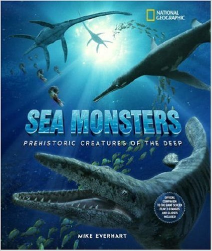 Children's Books About The Earth & Prehistoric Life