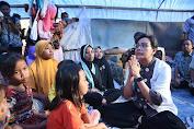 Kunjungi Jeringo, Sri Mulyani: Kita Sudah Kucurkan Hampir 1T Untuk Korban Bencana Lombok