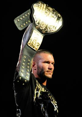 World Heavyweight Champion Goldberg WWE Randy Orton New Wo...