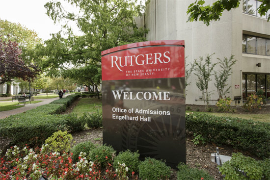 Universidade Rutgers New Jersey