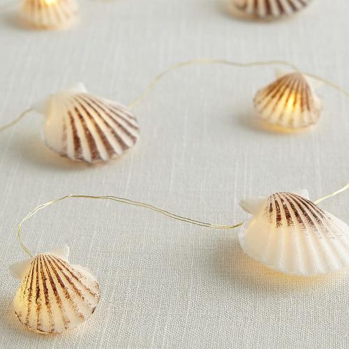 Sea Shell String Lights