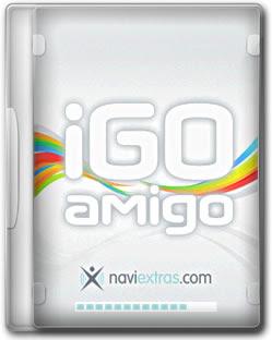 IGO Download iGO AMIGO 8.4.3.115042 Julho de 2011