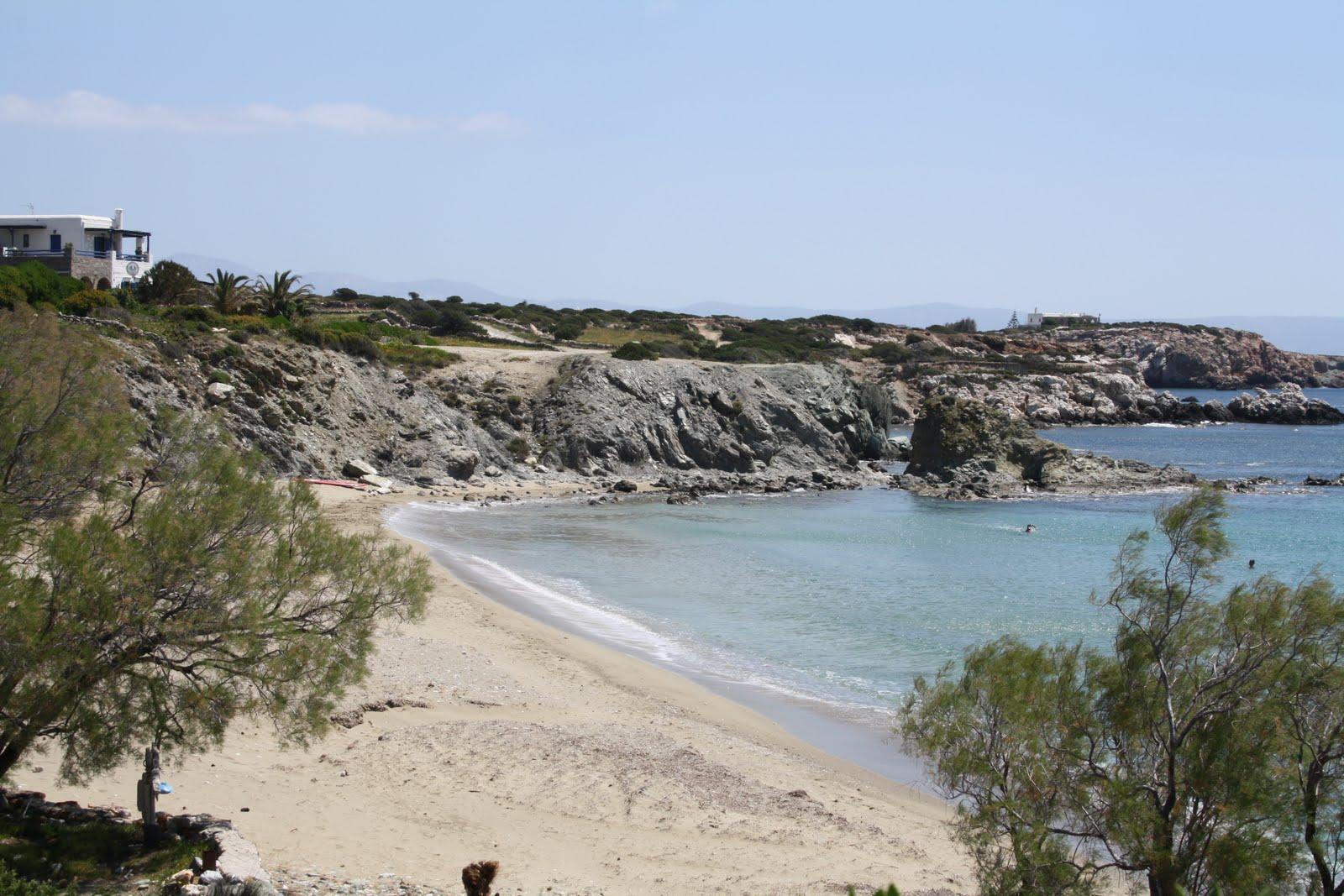 Paros Beaches: Greece By Photos: Paros (in Easter