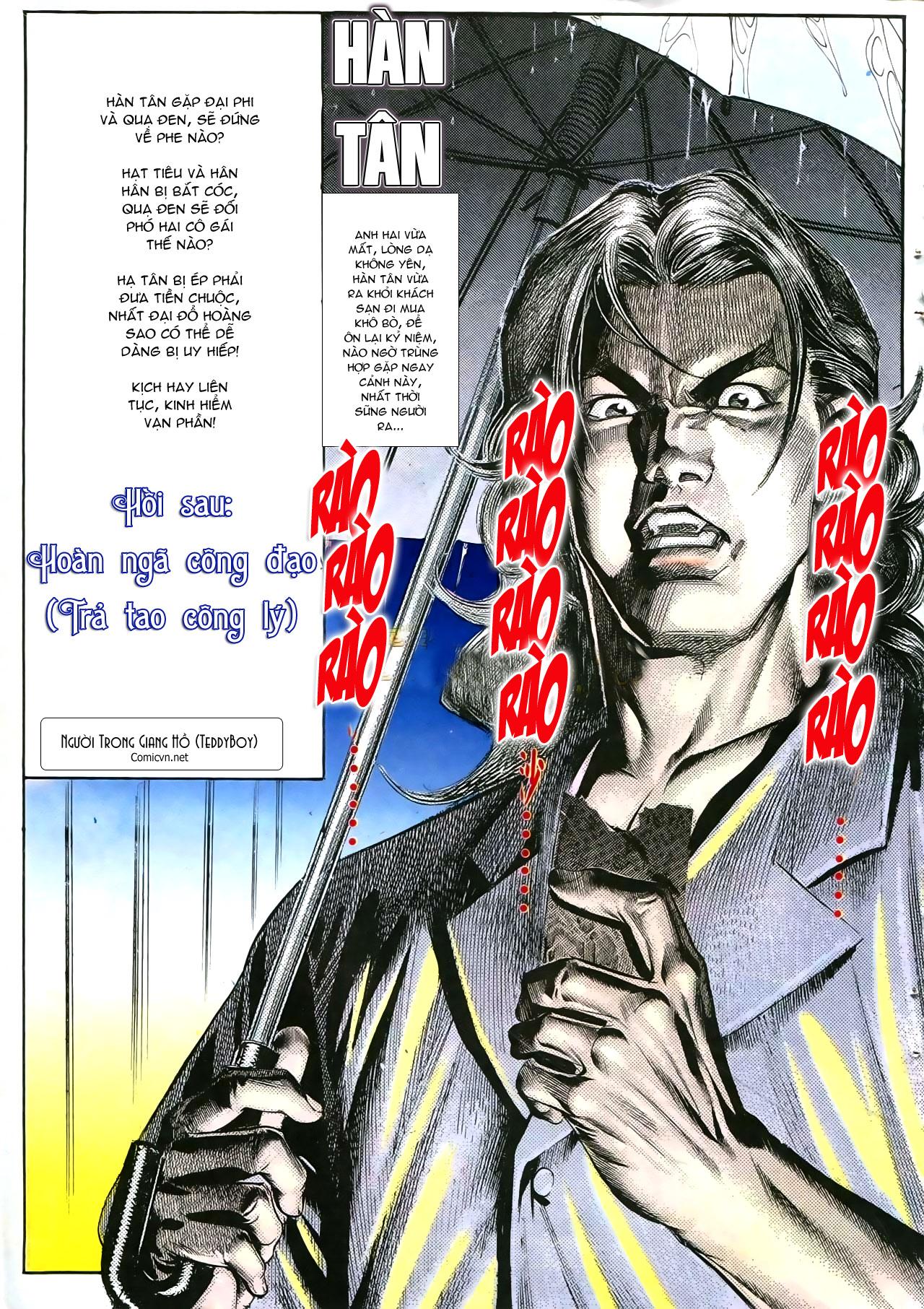 Người Trong Giang Hồ chapter 173: da ngựa bọc thây trang 31