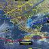 Se pronostican tormentas intensas en regiones de San Luis Potosí, Puebla y Veracruz