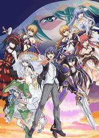 جميع حلقات الأنمي Date A Live S3 مترجم