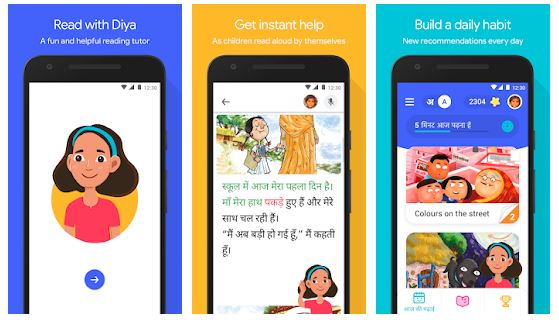 Google India Launched Bolo App as a Personalized Reading Tutor