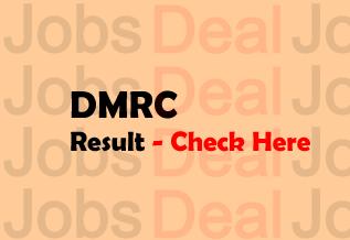 DMRC Result 2017