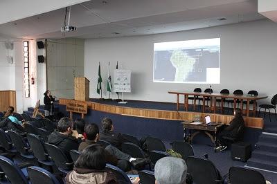 Serviço Geológico do Brasil participa de Semana de Estudos Geológicos do Paraná