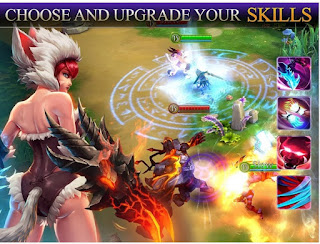 Heroes of Order & Chaos v3.5.2 Apk MOD (Unlimited Money)