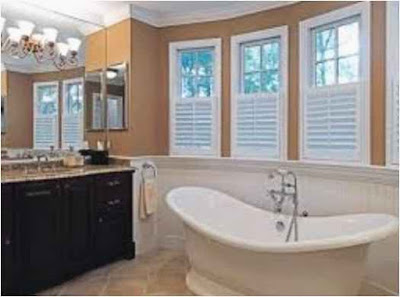 Bathroom Paint Ideas With Dark Cabinets