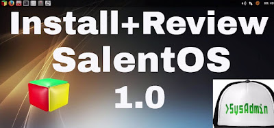 SalentOS 1.0 Luppiu