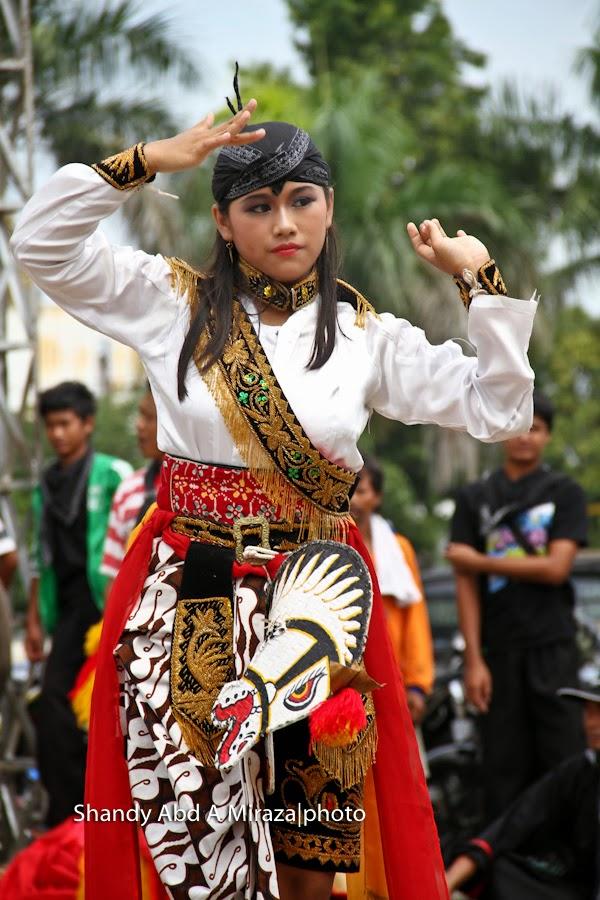 Tari Jathilan : jathilan, Machmoud, Rofi'ie's, Blog:, Penggambaran, Jathil, Dalam, Reyog, Ponorogo