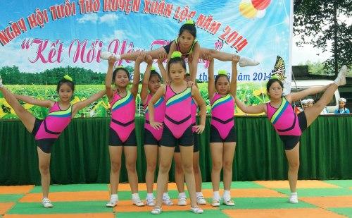 Nhóm nhảy nhóm múa TPHCM