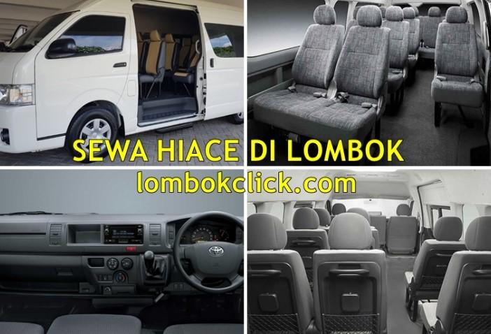 Tampilan Interior Mobil Hiace