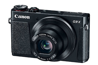 Download Canon PowerShot G9 X Camera PDF User Guide / Manual