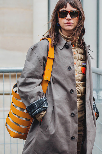 Paris Fashion Week F/W 18-19: The Street