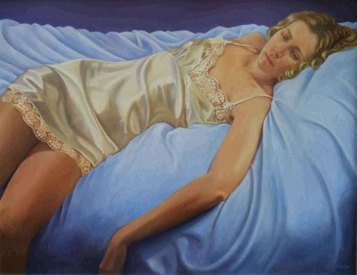 Американская художница. Jane Eckles