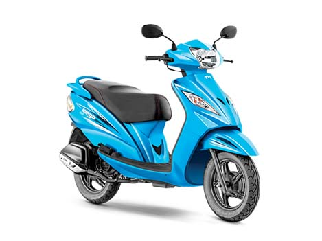 TVS Wego Specifications and Price