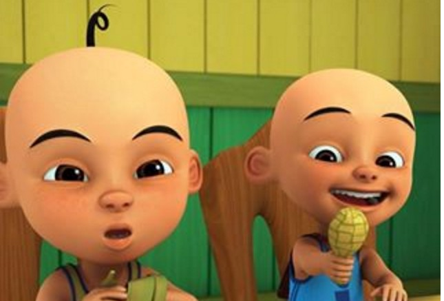 Ketupat - Upin & Ipin - Film Anak-Anak