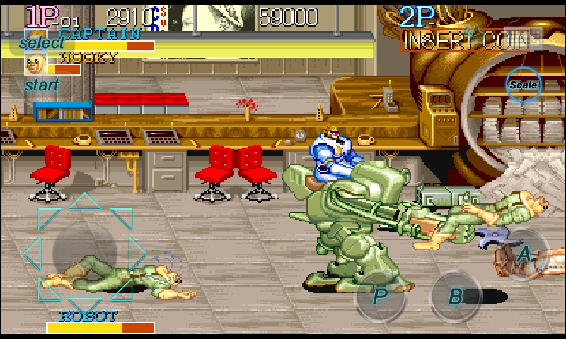 Captain Commando [ Game DingDong ] ~ R-Island Games [ R ...
