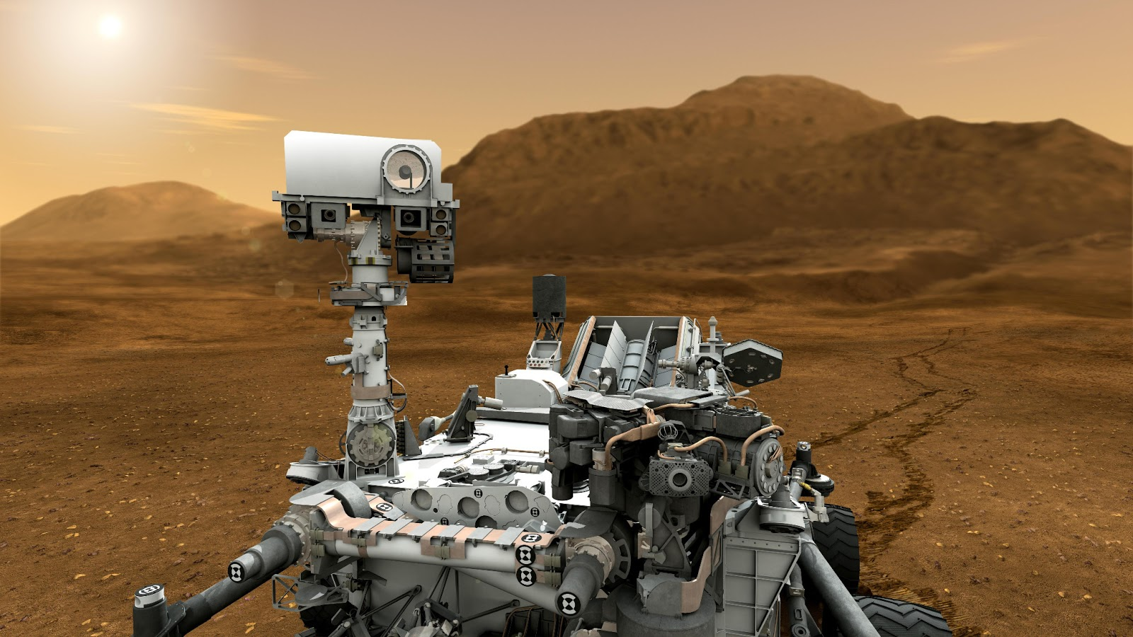 nasa curiosity latest news - photo #33