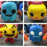 Toy Fair Pac-man Funko Pop!