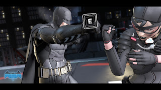 Batman Telltale Episode 2 Elena