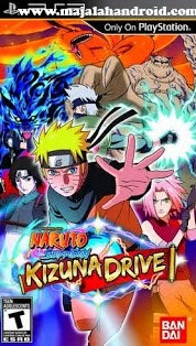 GAME NARUTO SHIPPUDEN PPSSPP ANDROID ISO